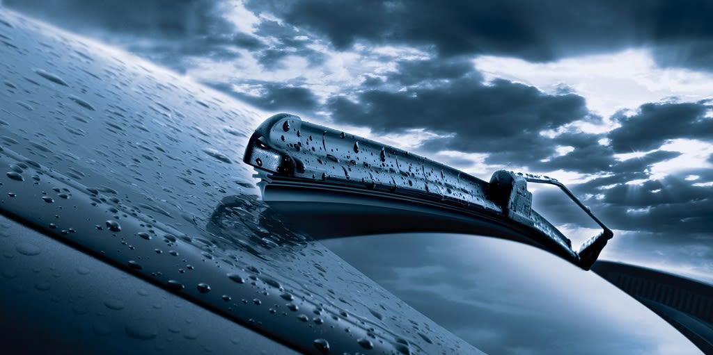 Gạt mưa khung mềm